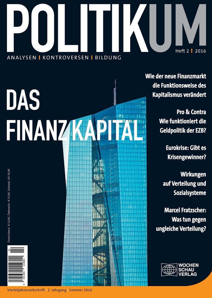 Das Finanzkapital als eBook