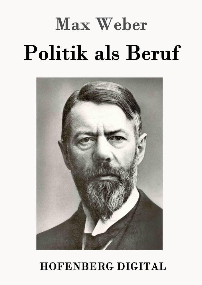 Politik als Beruf als eBook