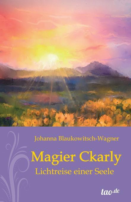 Magier Ckarly als Buch