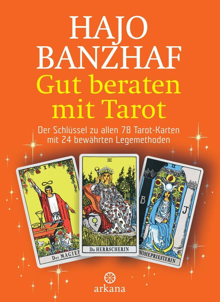 Gut beraten mit Tarot als eBook