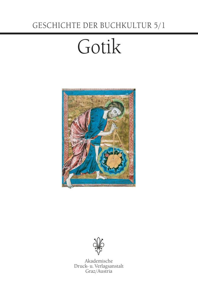 Geschichte der Buchkultur 5/1 als Buch