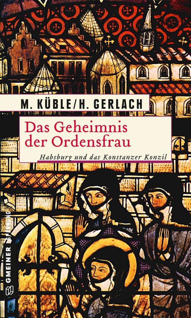 Das Geheimnis der Ordensfrau als eBook epub