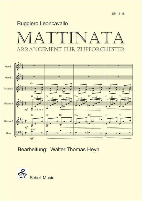 Mattinata (Ruggiero Leoncavallo)