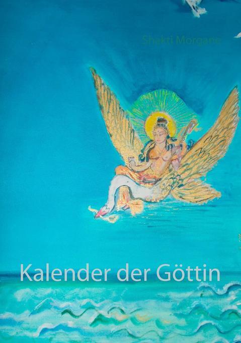Kalender der Göttin als Buch