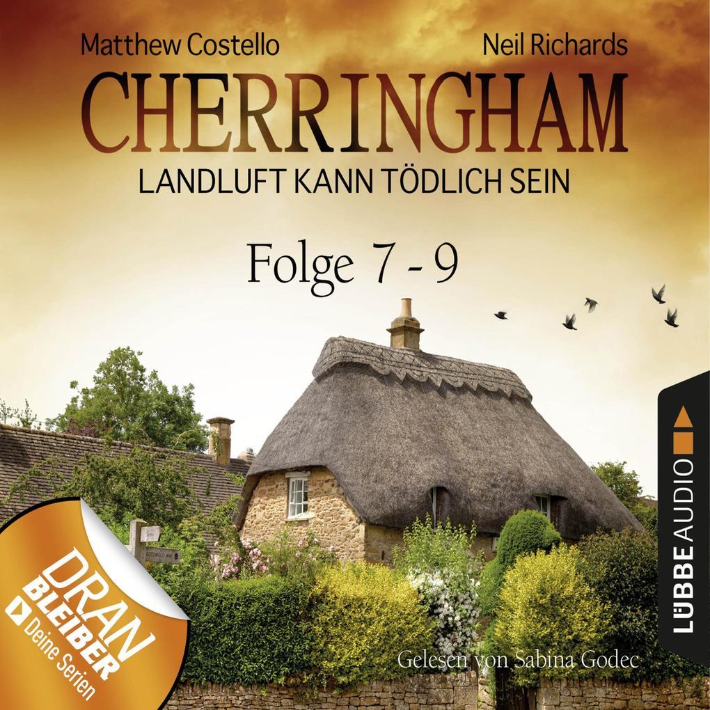 Cherringham - Landluft kann tödlich sein, Sammelband 03: Folge 7-9 als Hörbuch Download
