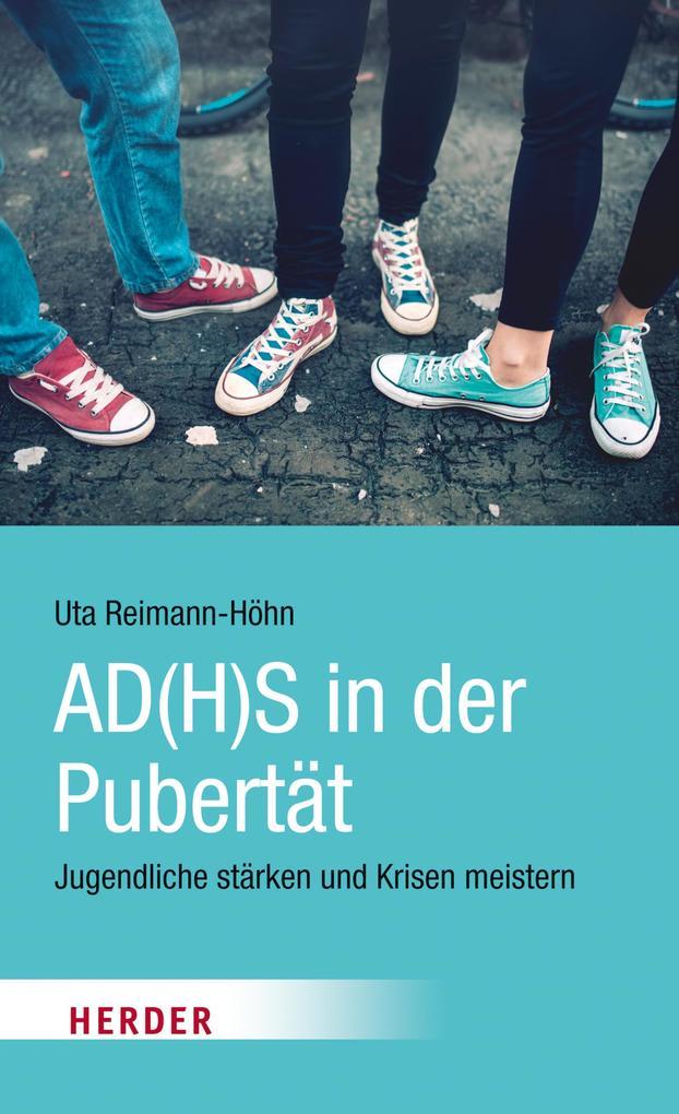 AD(H)S in der Pubertät als eBook