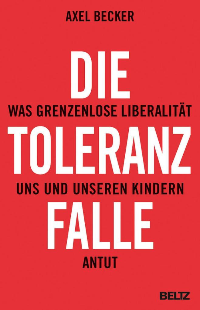 Die Toleranzfalle als eBook