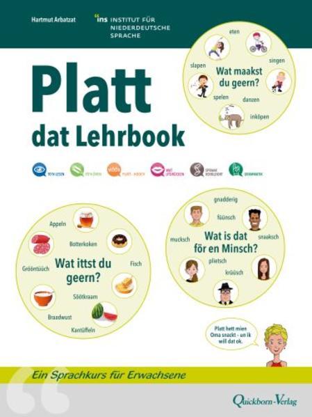 Platt - dat Lehrbook als Buch