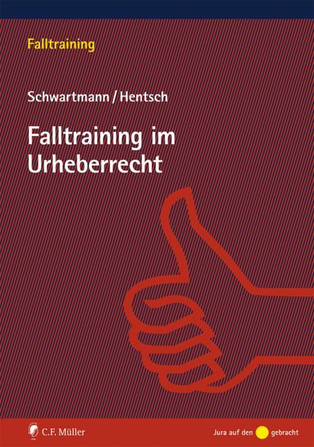 Falltraining im Urheberrecht als Buch