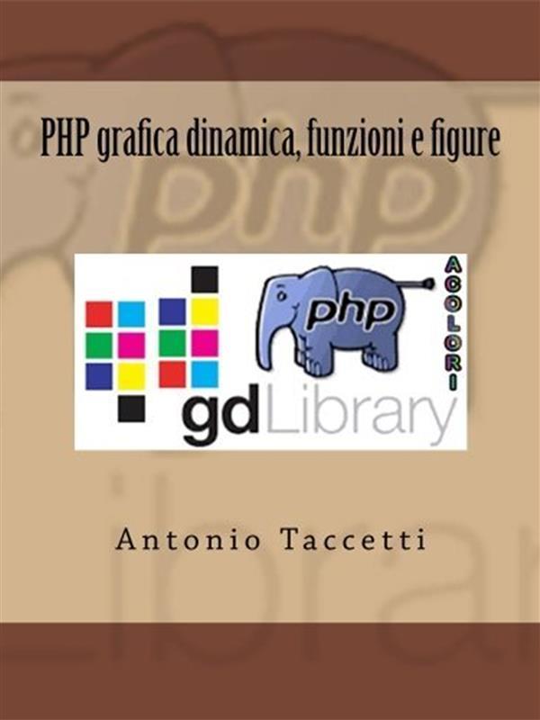PHP grafica dinamica, funzioni e figure als eBo...