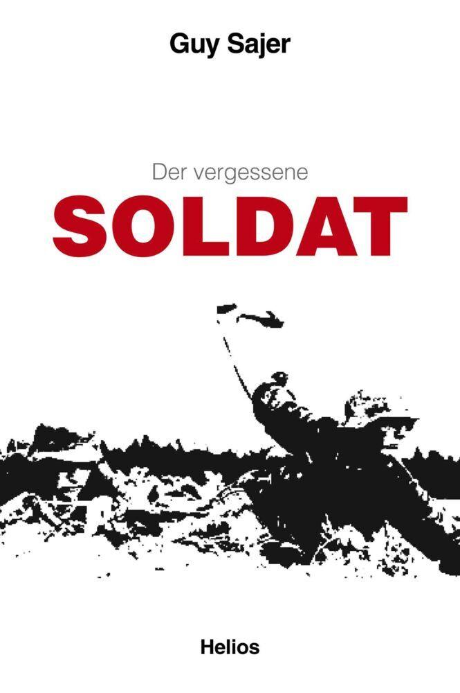 Der vergessene Soldat als Buch