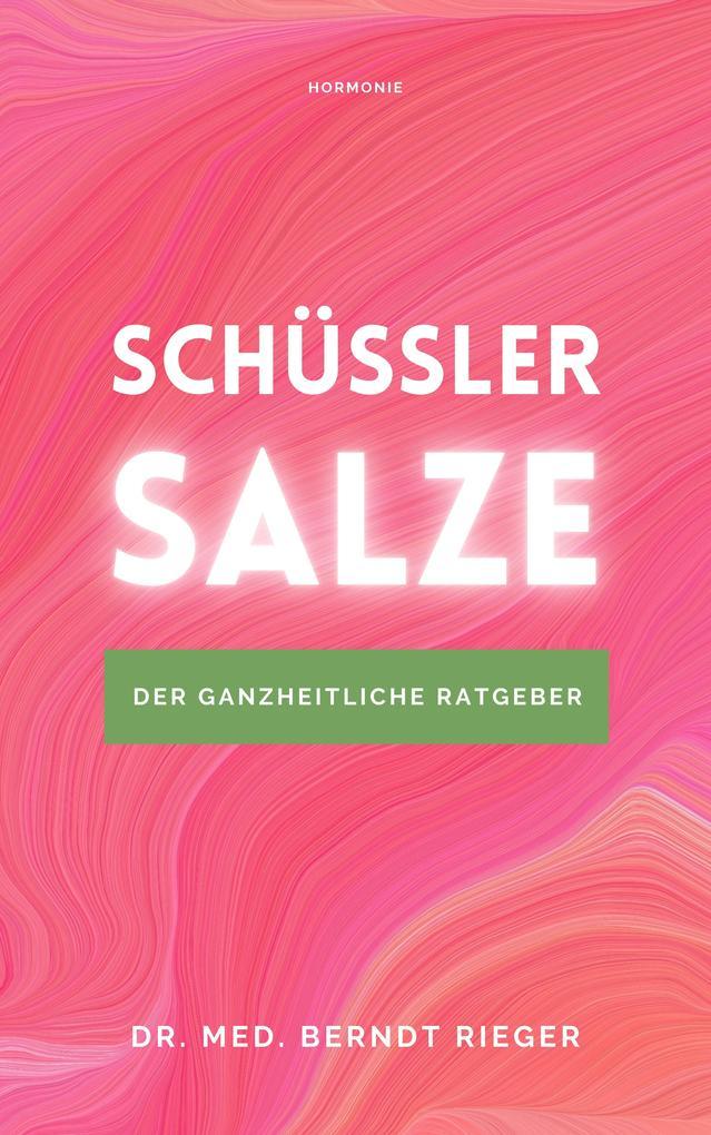 Schüßler-Salze als eBook