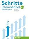 Schritte international Neu 2. Lehrerhandbuch