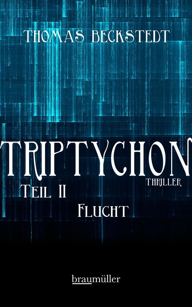 Triptychon Teil 2 - Flucht als eBook
