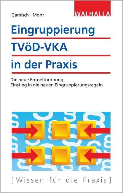 Eingruppierung TVöD-VKA in der Praxis als Buch