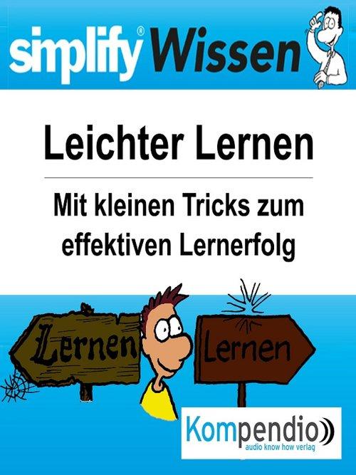 simplify Wissen als eBook