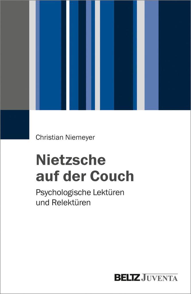 Nietzsche auf der Couch als eBook