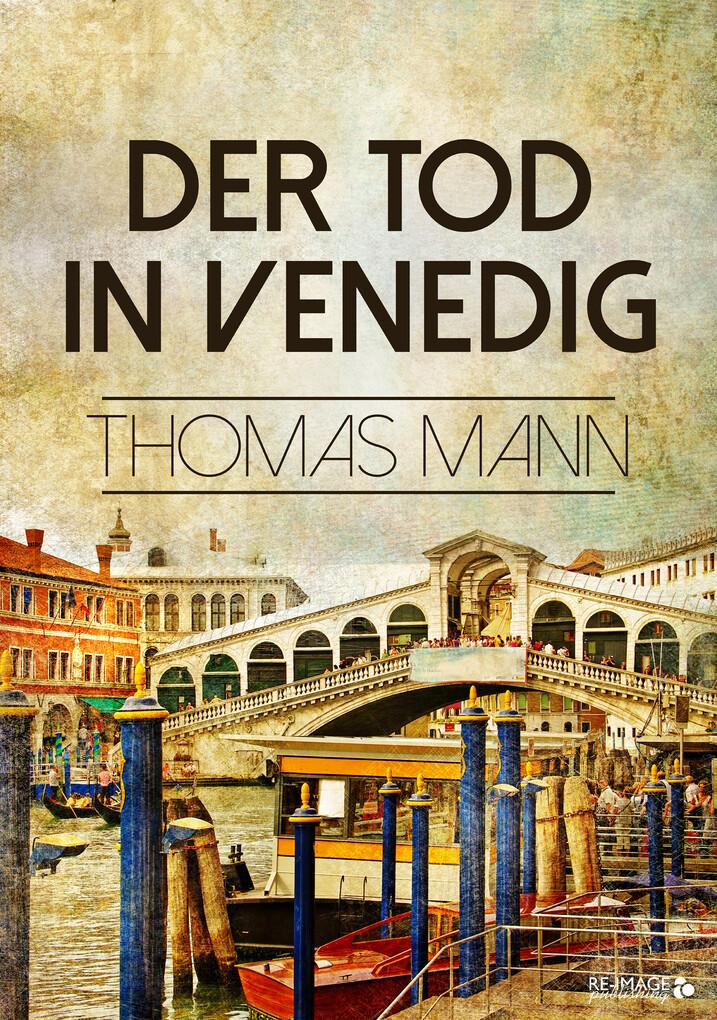 Der Tod in Venedig als eBook