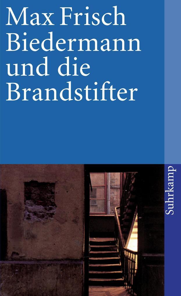 Biedermann und die Brandstifter als eBook