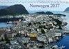 Norwegen 2017 (Tischkalender 2017 DIN A5 quer)