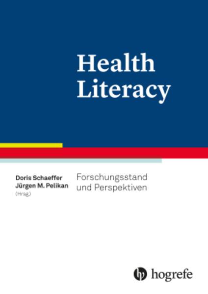 Health Literacy als Buch