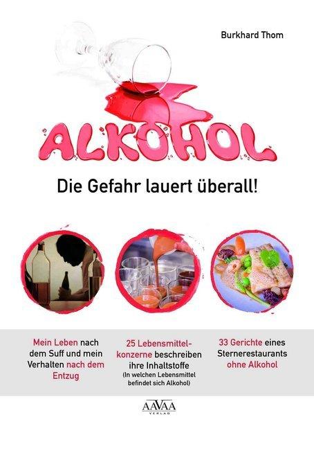 Alkohol - Die Gefahr lauert überall! (Großdruck) als Taschenbuch