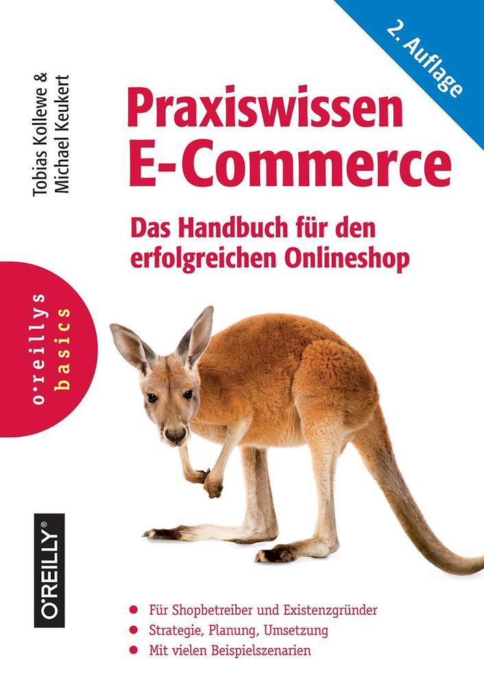 Praxiswissen E-Commerce als Buch