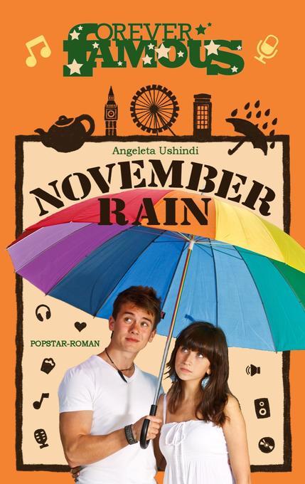 November Rain als Buch