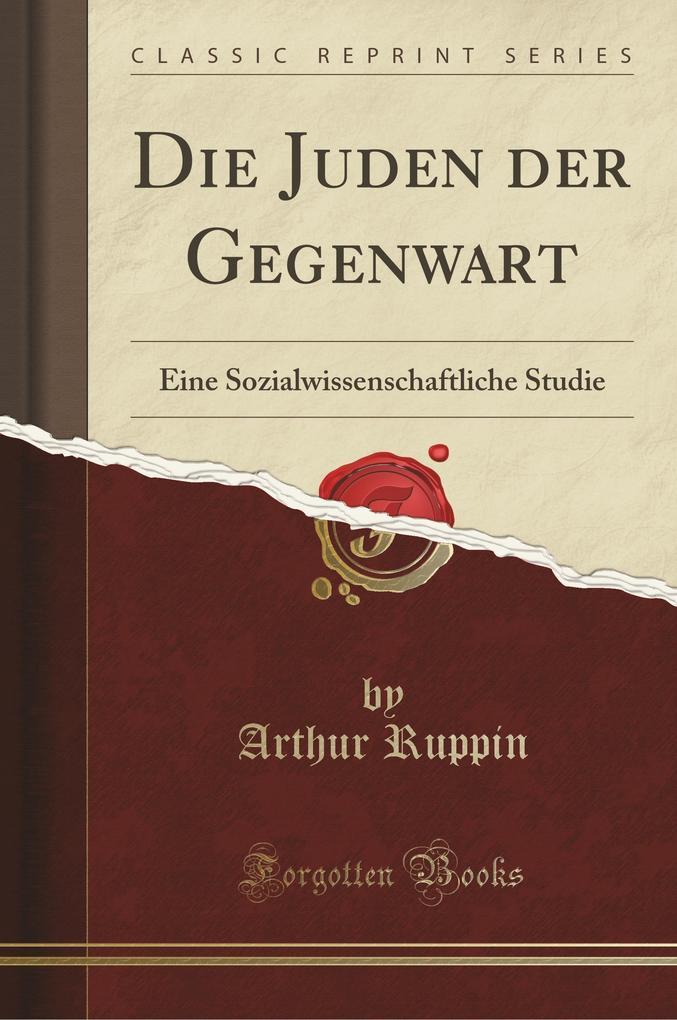 Die Juden der Gegenwart