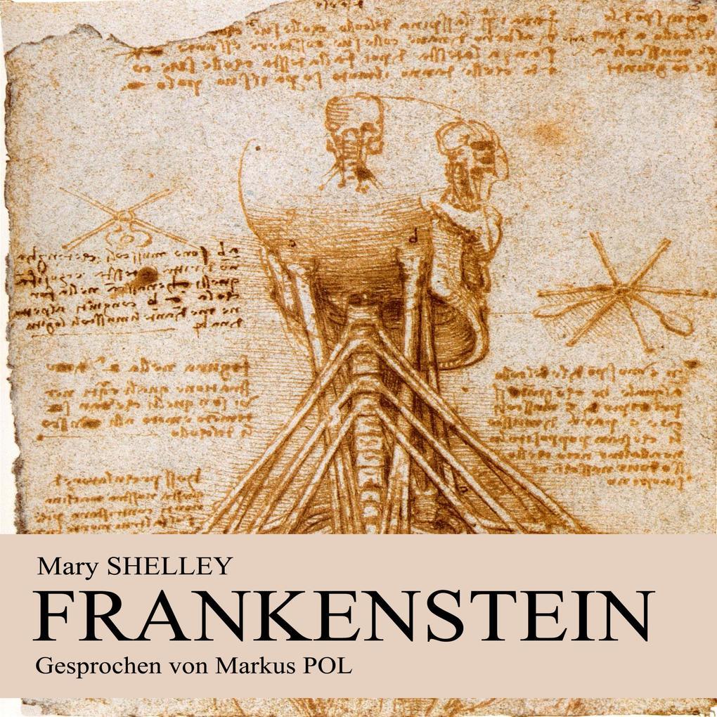 Frankenstein als Hörbuch Download
