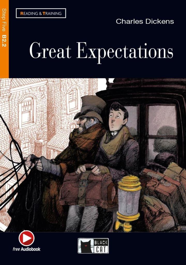 Great Expectations. Buch + Audio-CD als Buch von Charles Dickens