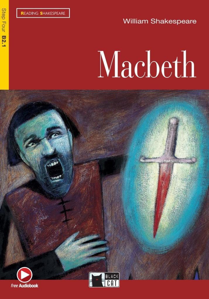 Macbeth. Buch + Audio-CD als Buch von William Shakespeare