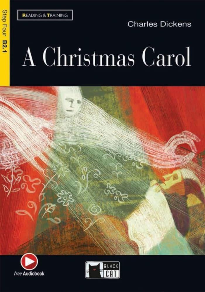 A Christmas Carol. Buch + Audio-CD als Buch von Charles Dickens