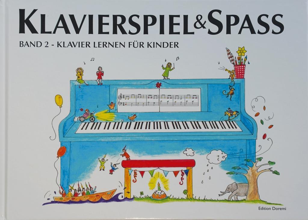 Klavierspiel & Spaß. Band 02 als Buch