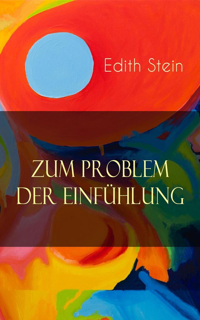 Zum Problem der Einfühlung als eBook