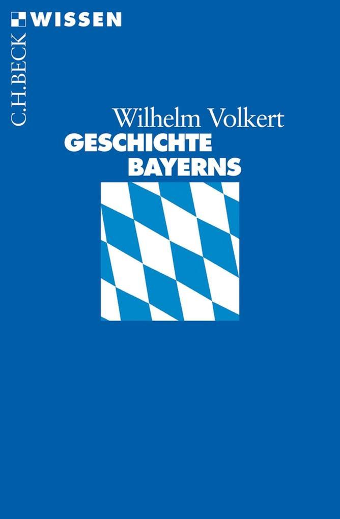 Geschichte Bayerns als eBook