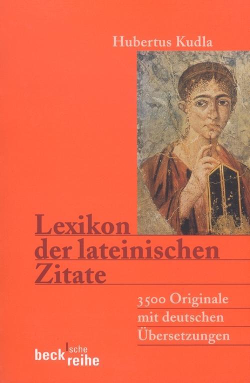 Lexikon der lateinischen Zitate als eBook epub