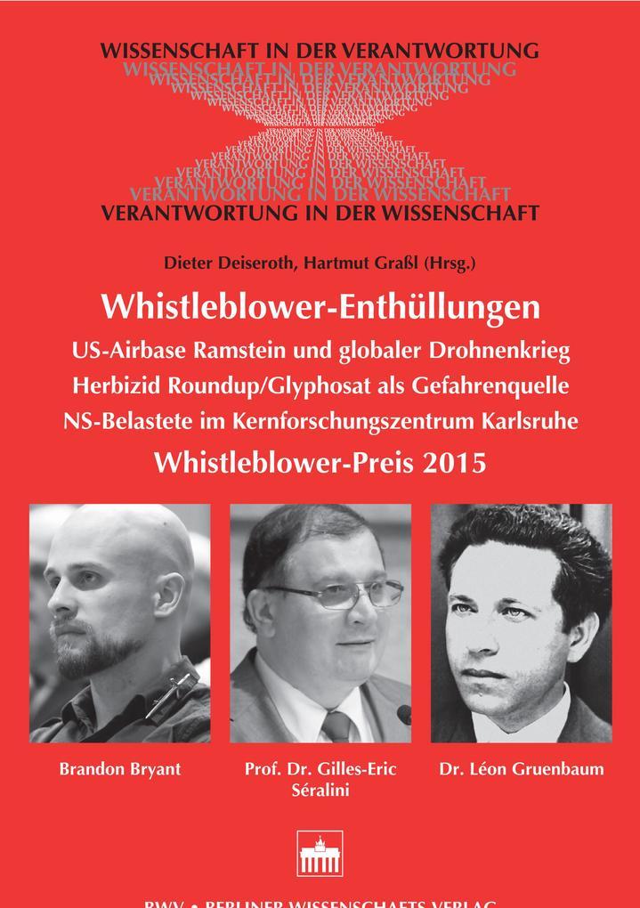 Whistleblower-Enthüllungen als eBook