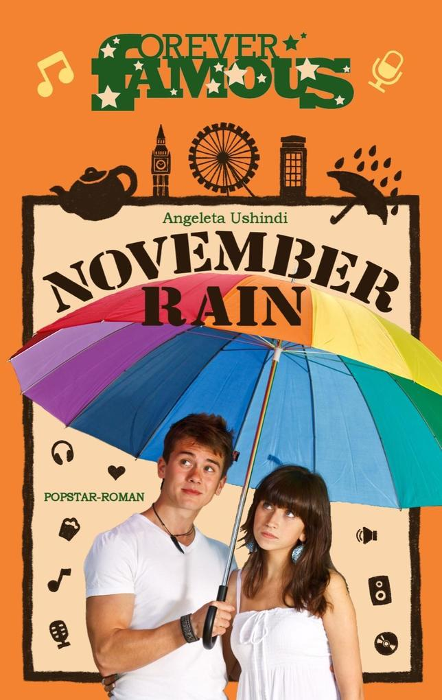 November Rain als eBook