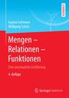 Mengen - Relationen - Funktionen