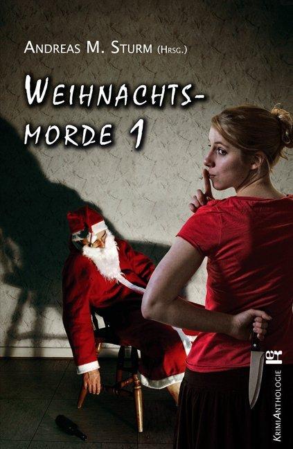 Weihnachtsmorde 1 als Buch