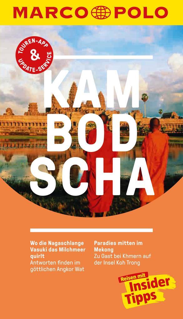 MARCO POLO Reiseführer Kambodscha als eBook