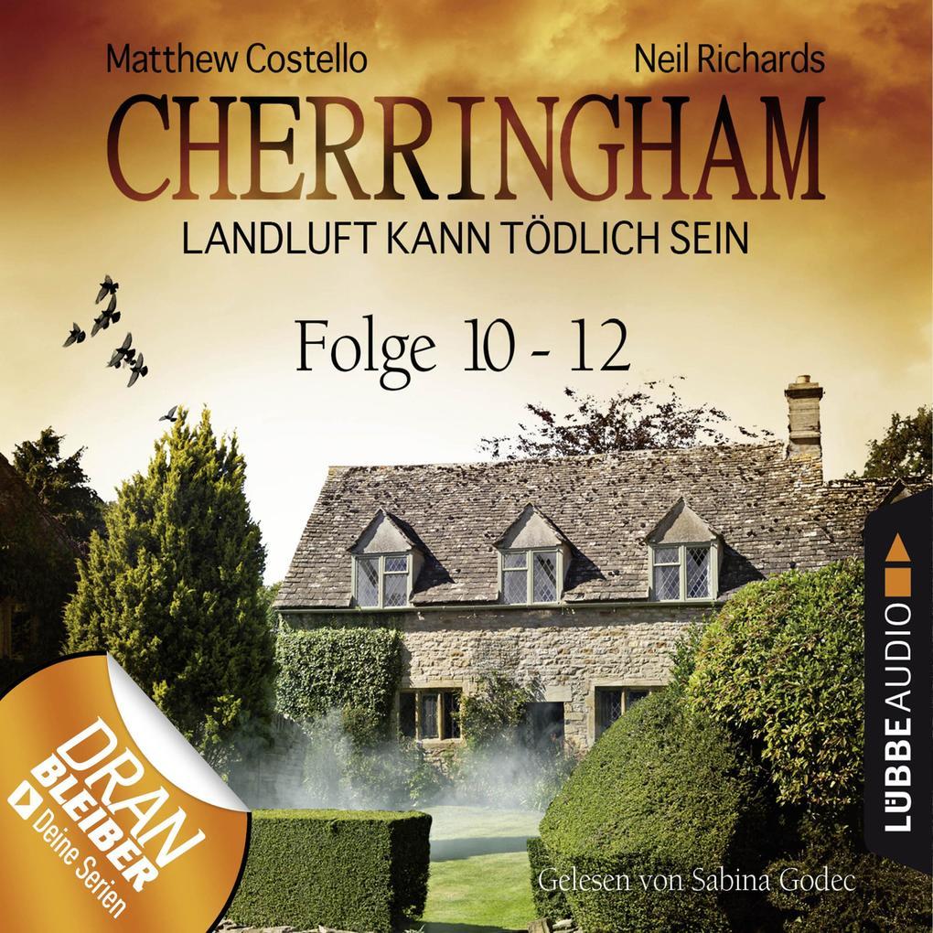 Cherringham - Landluft kann tödlich sein, Sammelband 04: Folge 10-12 als Hörbuch Download