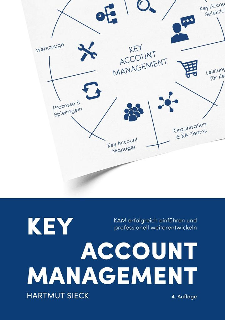 Key Account Management als Buch
