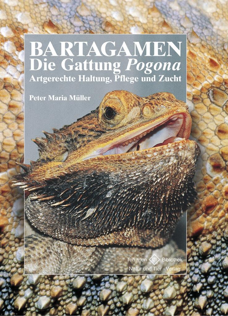 Bartagamen - Die Gattung Pogona als eBook epub