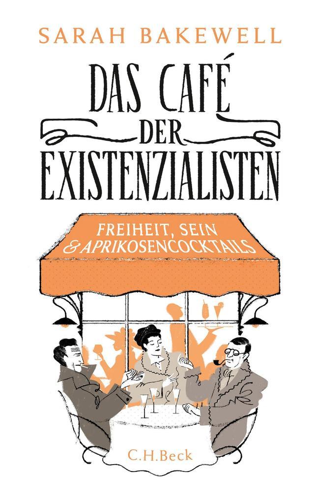 Das Café der Existenzialisten als eBook