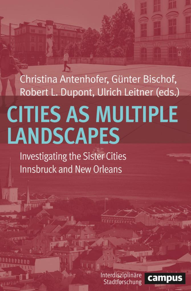 Cities as Multiple Landscapes als eBook epub