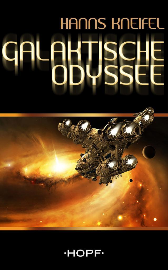 Galaktische Odyssee als eBook