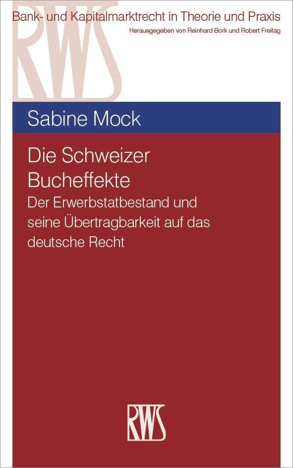 Die Schweizer Bucheffekte als eBook