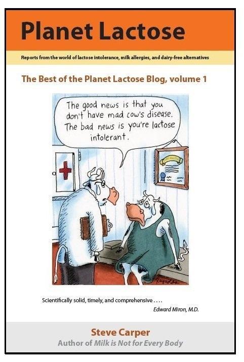 Planet Lactose: The Best of the Planet Lactose Blog, volume 1 als eBook von Steve Carper